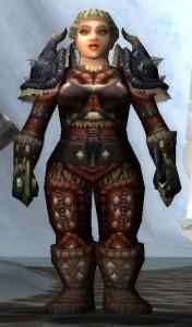 Oighrig, level 74 rogue dwarf